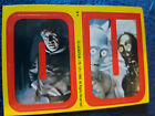 Star Wars 1980 Topps Sticker Card 9 C3PO Yellow Red puzzle Letter O U
