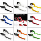 For Husqvarna SM 610 ie SMS 125 2008-2010 3D Camber Rhombus Brake Clutch Levers