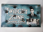 Twilight Zone Rittenhouse Archives trading cards, series 4, sealed, 4 autos box