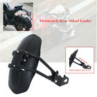 12-18 Inch Motorcycle Rear Wheel Fender Bracket Protector Splash Guard Durable.