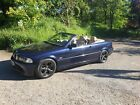 LARGER PHOTOS: 2001 E46 BMW 325ci M Sport Convertible