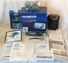 Olympus C-460 Zoom Del Sol 4.0MP Digital Camera In Silver **Boxed**