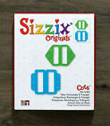 Sizzix Original Die Tabs Rectangle  Triangle BRAND NEW