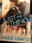 Just the Thing The Donnigans Book 2 by Harte Marie Used condition