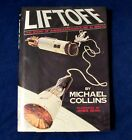 rare NASA Apollo 11 astronaut Michael COLLINS signed first edition LIFTOFF