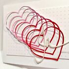 Heart Frame Metal Cutting Dies Stencil Scrapbooking Embossing Paper Card Craft