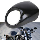 Front Headlight Fairing Mask For Harley Sportster Dyna FX XL Low Rider 883 1200
