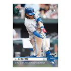 2019 Topps Now Card of the Month Baseball Cards - August COTM 22