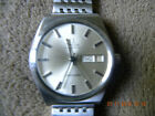 OMEGA SEAMASTER AUTOMATIC DAY/DATE ABSOLUTELY MINT SERVICED MENS DRESS WATCH