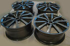 Aston Martin DB9 V8 VANTAGE 19 10 Spoke Graphite Lightning Wheel Kit NEW OEM