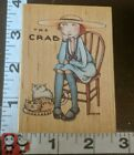 The crabcc34 all night mediawoodenrubberstamp