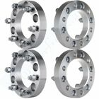 4X 125 Thick 6x55 12x15 Wheel Spacers Adapters For 2009 2010 Hummer H3T