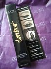 Tarte tarteist BLACK clay paint liner with angled brush, full size AUTHENTIC