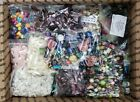 Huge Jewelry Making Supplies Lot Stone Crystals Glass Plastic Pearls