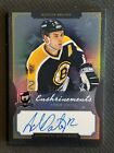 2013-14 UPPER DECK THE CUP ENSHRINEMENTS ADAM OATES AUTO #ED 17 60