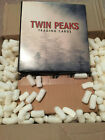 Twin Peaks from Rittenhouse 2018 factory SEALED trading cards hobby CASE +binder