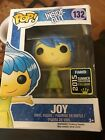 Funko Pop! Inside Out Joy 2015 Convention Exclusive