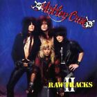 USED CD MOTLEY CRUE raw Tracks II
