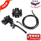 50cc 70cc 90cc 110 125cc Chinese ATV Rear Brake Master Cylinder Caliper Assembly