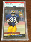 Jerome Bettis Cards, Rookie Cards and Autographed Memorabilia Guide 35