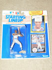 1990 KENNER STARTING LINEUP DARRYL STRAWBERRY (New In Package)