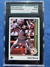 Eddie Murray Cards, Rookie Cards and Autographed Memorabilia Guide 16