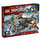 LEGO NINJAGO sky pirate mother ship Miss Fortune No. 70605