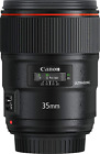 Canon 35 mm f/1.4 L II USM Lens for Camera