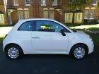 2013 fiat 500 pop Only 44k miles  2 careful owners from new Mot