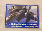 United States Air Force Trading Card Pack Military USAF Collectible Memorabilia