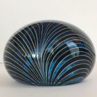 Scott Bayless Lotton Limited Glass Paperweight Vintage 1998 Very Rare Collector