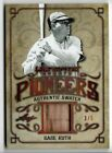 2019 Leaf Metal Babe Ruth Collection Baseball Cards 13