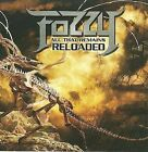 All That Remains by Fozzy (CD/DVD, Mar-2008, 2 Discs, Ash Records)