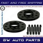 2 PCs 12mm Mercedes Benz 5x112 REAR Hub Centric Wheel Spacers W lug Bolts Kit