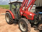 Massey Ferguson 4225 With Loader Only 890 Hours 65hp