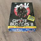 UNOPENED TOPPS GHOSTBUSTERS 2 BOX 36 PACKS CARDS BBCE SEALED STICKERS DAN AKROYD