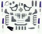 Pro Comp Suspension 55495B Front Box Kit Stage 1 Fits 97 02 Wrangler TJ