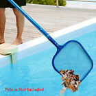 Professional Pool Net Tool Fine Mesh Skimmer Leaves Cleaner Cleaning Supplies US
