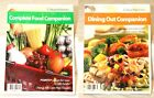 Weight Watchers Complete Food  Dining Out Companion Books + more 05 Turn Around