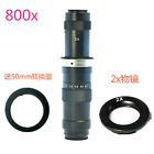 300x Ccd Camera Industrial Microscope Optical Lens Single Cylinder 0.7x-4.5x