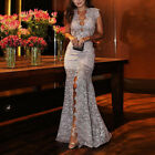 Women Evening Ball Prom Gown Formal Dress Bridesmaid Party Cocktail Long Dress