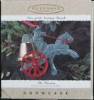 1995 HALLMARK -THE FIREMAN - 1ST IN THE TURN OF THE CENTURY PARADE- MINT IN BOX