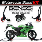 Front and Rear Pro Stand for Kawasaki Ninja ZX7R ZX636R ZX6RR ZX9R ZX10R ZX1000