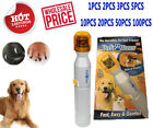 For Pet Dog Cat Pedi Paws Nail Trimmer Grinder Grooming Tool Care Clipper LOT