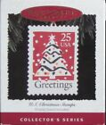 1995 HALLMARK - U.S. CHRISTMAS STAMP - 3RD & FINAL U.S.XMAS  STAMPS MINT IN BOX
