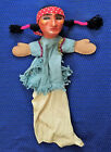 Vintage Handmade NATIVE AMERICAN INDIAN PUPPET professional made Tonto