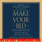 Make Your Bed Little Things That Can Change Your LifeAUDIOBOOK