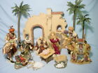 Members Mark 16 Piece Nativity Set 2005 Complete in Box