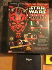 1995 Topps Star Wars Widevision Trading Cards 23