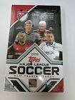 2018 Topps MLS Soccer Factory Sealed Hobby Box